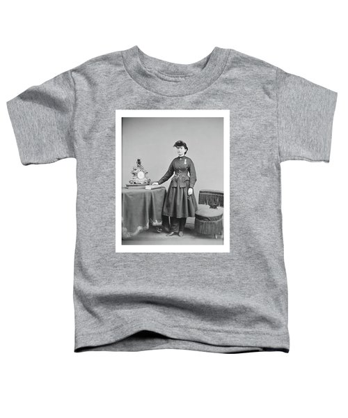 Dr. Mary Walker Toddler T-Shirt