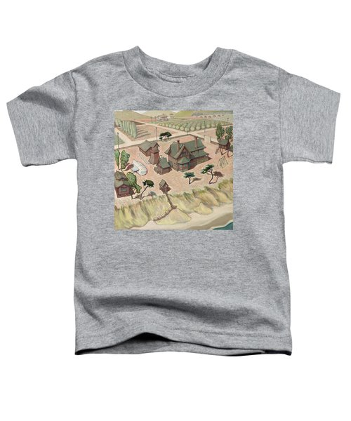 Dream House Toddler T-Shirt