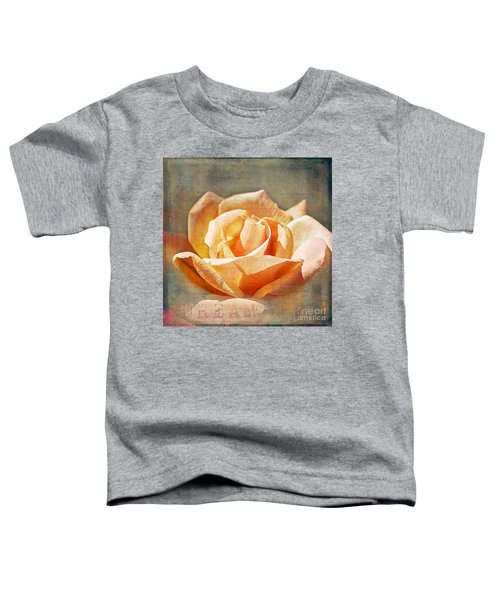 Dream Toddler T-Shirt by Linda Lees