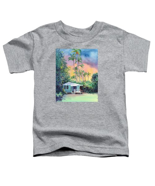 Dreams Of Kauai Toddler T-Shirt