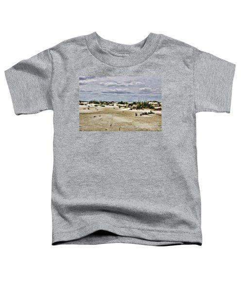 Dreamy Sand Dunes Toddler T-Shirt