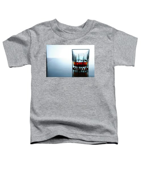 Drink In A Glass Toddler T-Shirt