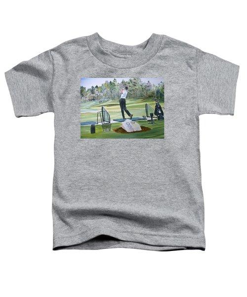 Driving Pine Hills Toddler T-Shirt