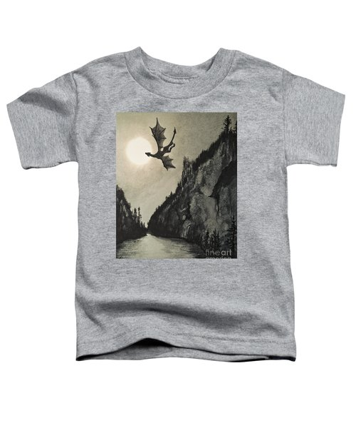 Drogon's Lair Toddler T-Shirt