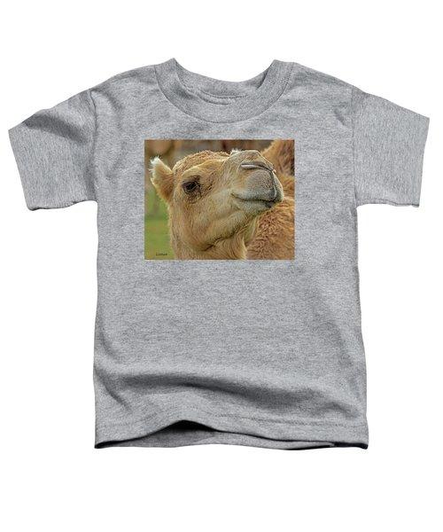 Dromedary Or Arabian Camel Toddler T-Shirt