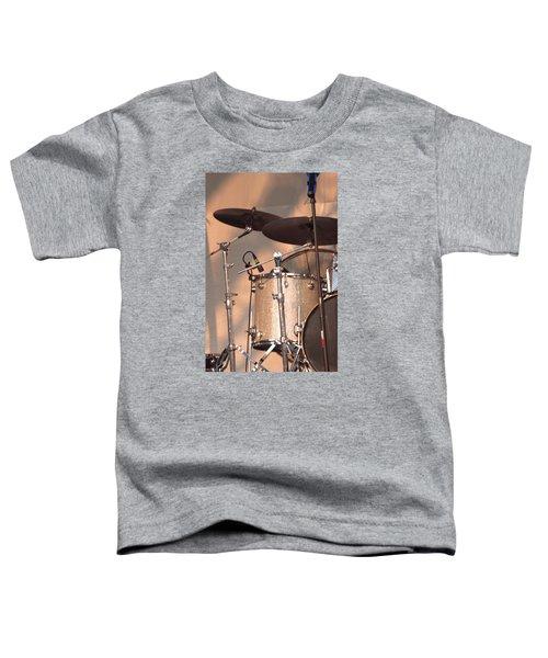 Drum Set Toddler T-Shirt