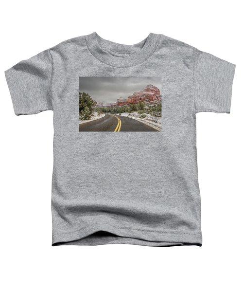 Boynton Canyon Road Toddler T-Shirt