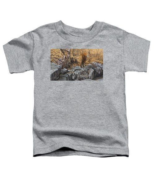 Dry, Hot And Irritable Toddler T-Shirt
