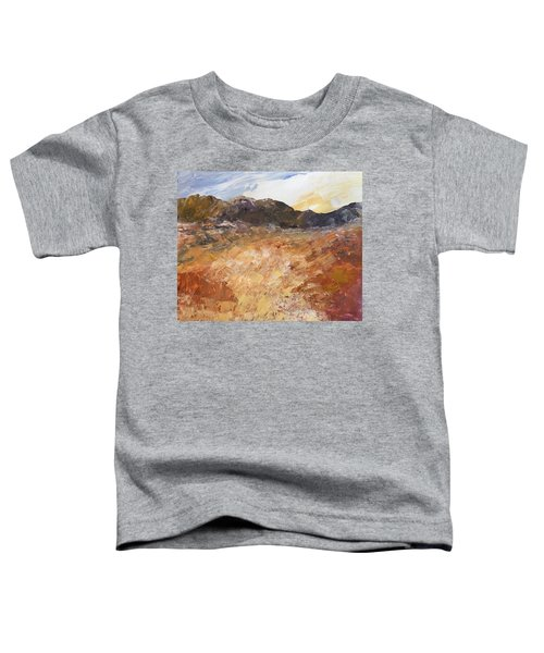 Dry River Toddler T-Shirt