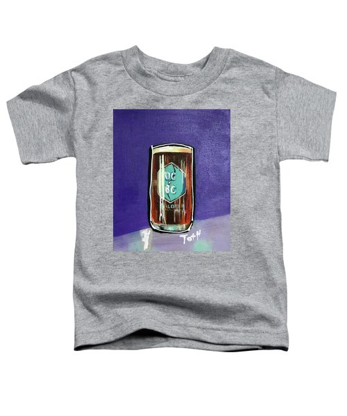 Dual Citizen Toddler T-Shirt