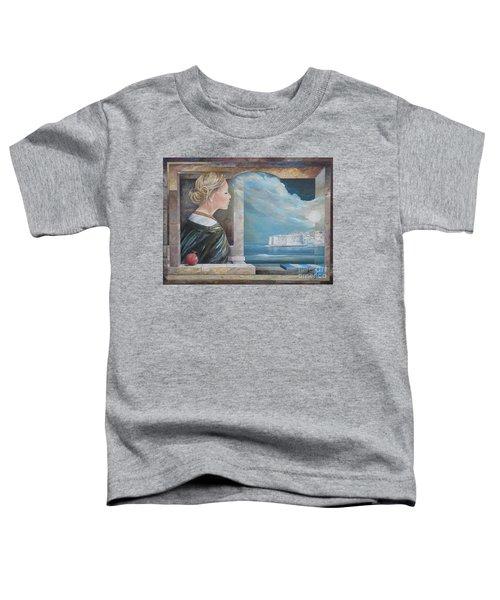 Dubrovnik On My Mind Toddler T-Shirt