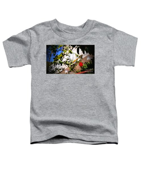 Dubrovniks Butterfly Toddler T-Shirt