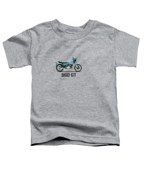 Ducati 860 Gt 1975 Toddler T-Shirt
