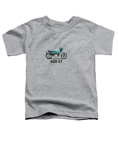 Ducati 860 Gt 1975 Toddler T-Shirt