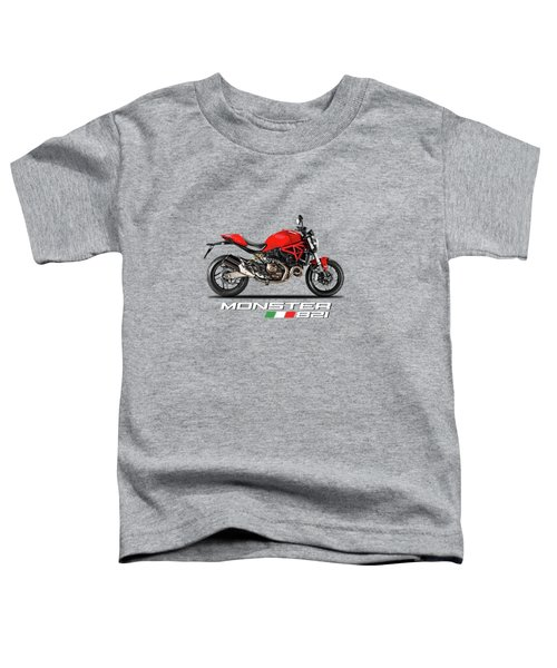 Ducati Monster 821 Toddler T-Shirt