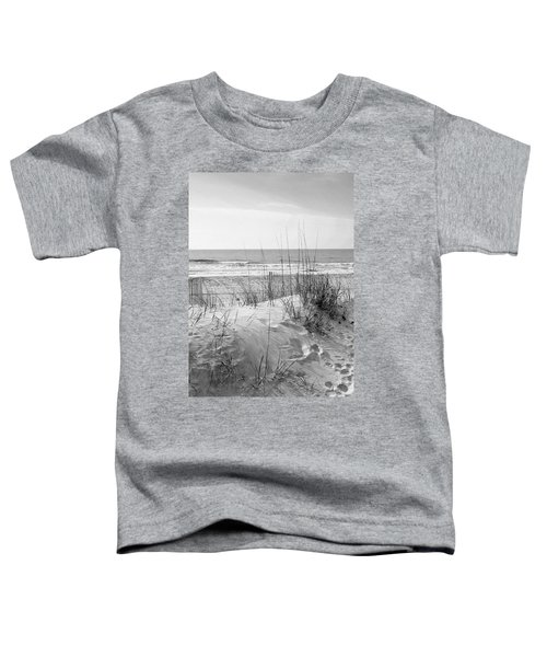 Dune - Black And White Toddler T-Shirt