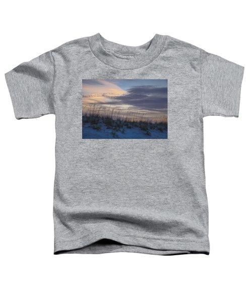 Dune Grass Blue Toddler T-Shirt