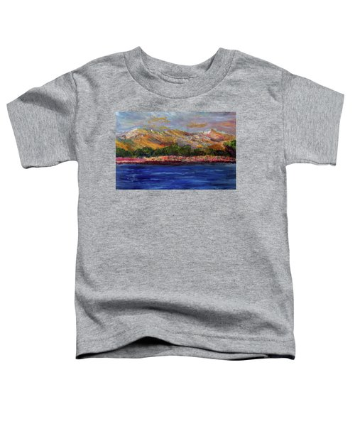 Dunes At Pilgrim Lake Toddler T-Shirt