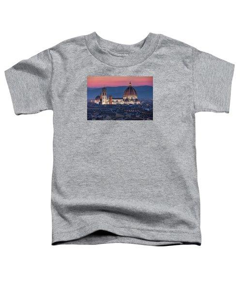 Duomo Di Firenze Toddler T-Shirt