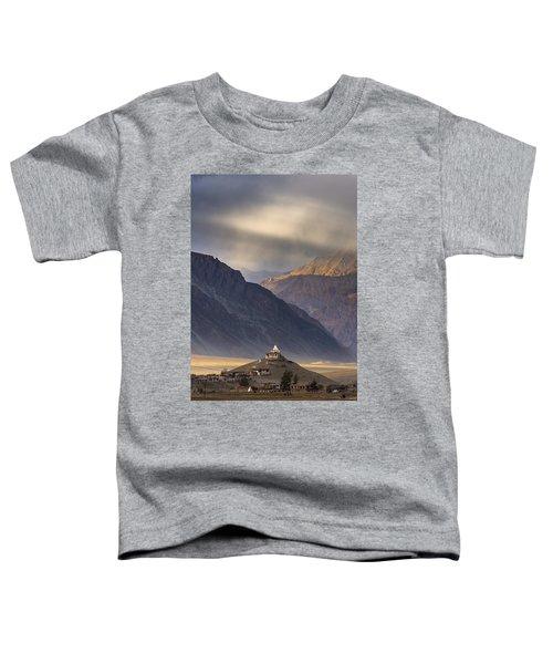 Dusty Evening, Padum, 2006 Toddler T-Shirt