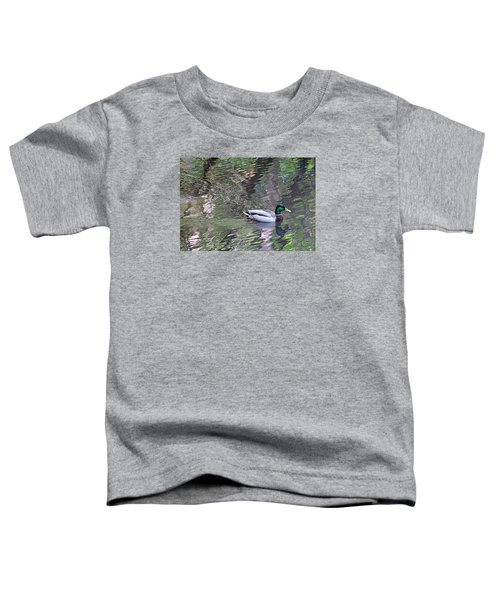 Duck Patterns Toddler T-Shirt