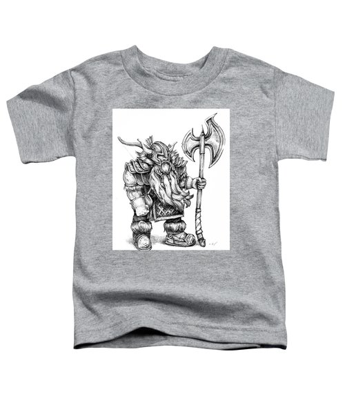 Dwarf Toddler T-Shirt