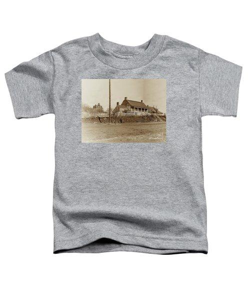 Dyckman House  Toddler T-Shirt