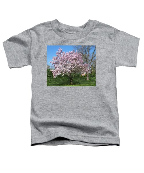Early Blooms Toddler T-Shirt