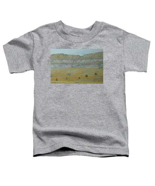 Early May On The Western Edge Toddler T-Shirt