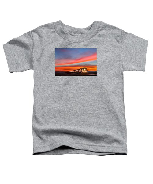 Early Morning Haul Toddler T-Shirt