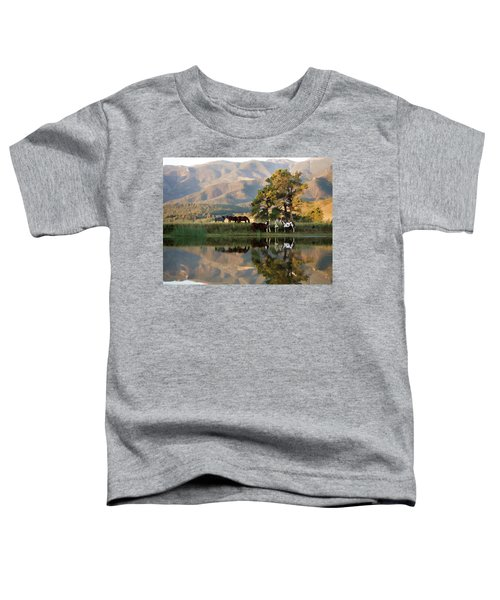 Early Morning Rendezvous Toddler T-Shirt