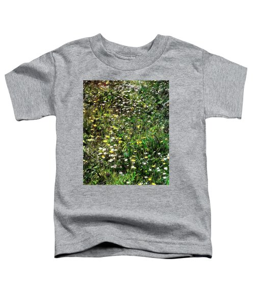 Early Spring Beauty In Umbria Toddler T-Shirt
