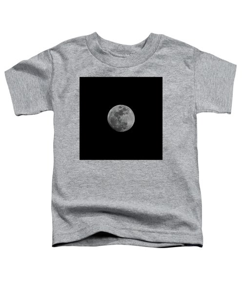 Early Spring Moon 2017 Toddler T-Shirt