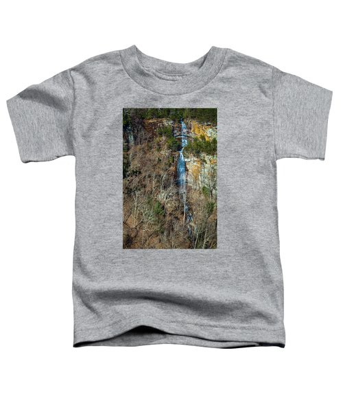 Early  Spring Waterfall  Toddler T-Shirt