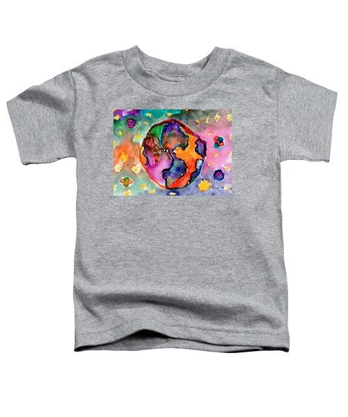 Earth Toddler T-Shirt