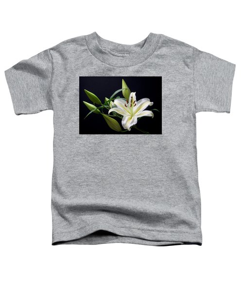 Easter Lily 3 Toddler T-Shirt