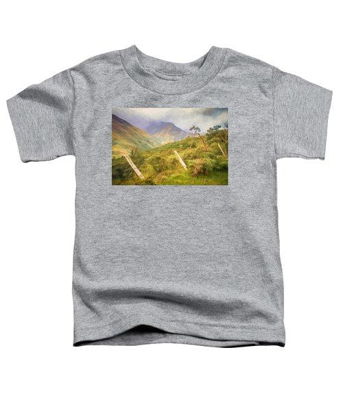Ecuadorian Mountain Forest Toddler T-Shirt