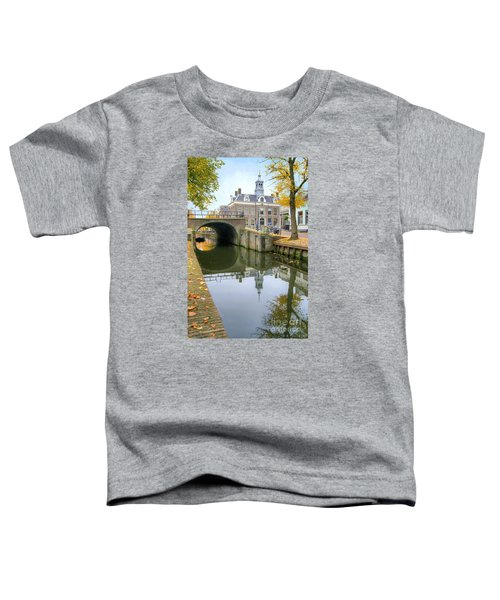 Edam Town Hall Toddler T-Shirt