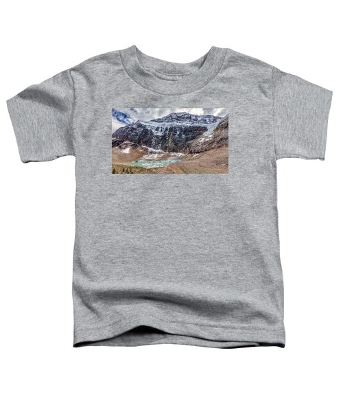 Edith Cavell Landscape Toddler T-Shirt