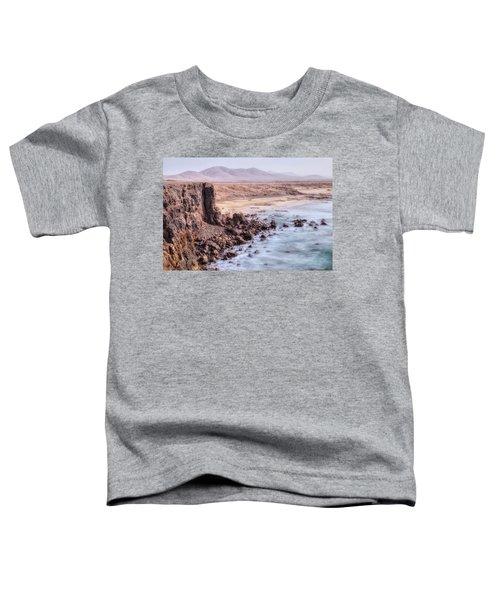 El Cotillo - Fuerteventura Toddler T-Shirt by Joana Kruse