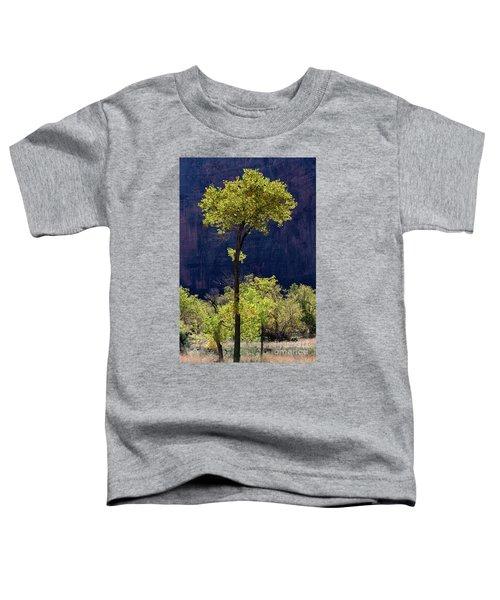 Elegance In The Park Utah Adventure Landscape Photography By Kaylyn Franks Toddler T-Shirt