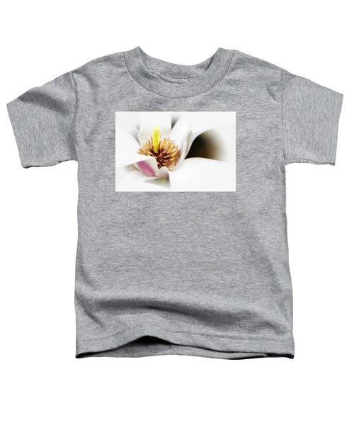 Elegant Magnolia Toddler T-Shirt
