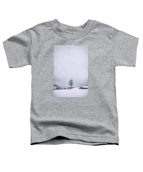 Elements Of Silence Toddler T-Shirt