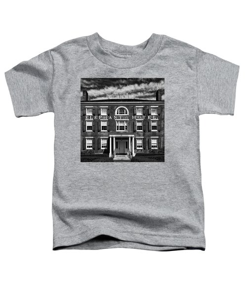 Toddler T-Shirt featuring the photograph Elephant Hotel by Eric Lake