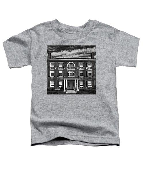 Elephant Hotel Toddler T-Shirt