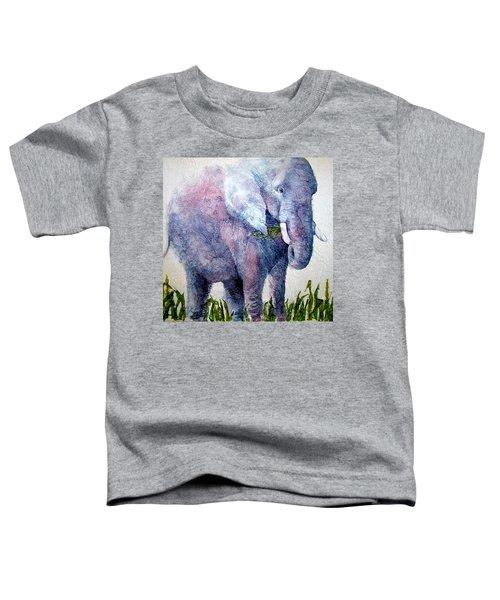 Elephant Sanctuary Toddler T-Shirt