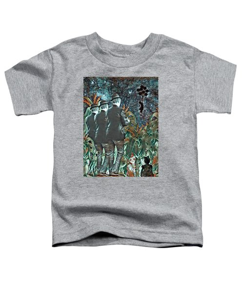 Elite Hide And Seek Toddler T-Shirt