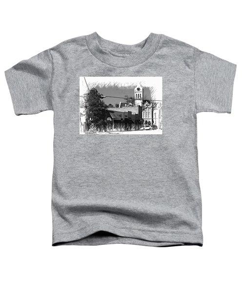 Ellaville, Ga - 3 Toddler T-Shirt