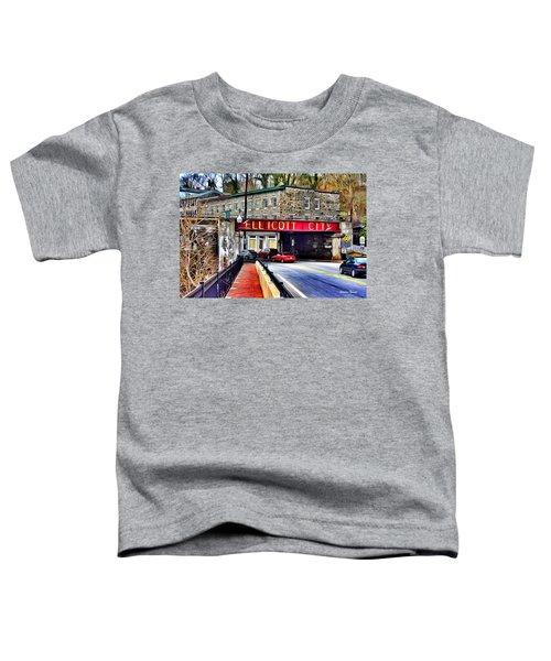 Ellicott City Toddler T-Shirt