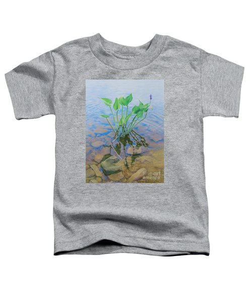 Ellie's Touch Toddler T-Shirt